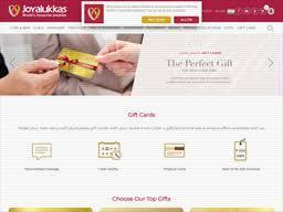 Joyalukkas   Gift Card Balance Check   Balance Enquiry, Links ...