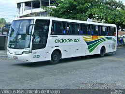 Resultado de imagem para Ônibus de Ibitupã - Ba