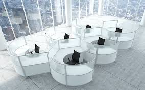 modular office furniture modern workstations cool cubicles benching systems amazing modern office desks