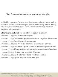 topexecutivesecretaryresumesamples conversion gate thumbnail jpg cb