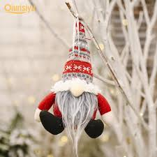 <b>Christmas</b> Gnome <b>Knit</b> Hat Spherical <b>Forester</b> Faceless <b>Doll</b> ...