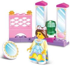 "Конструктор <b>SLUBAN</b> ""Розовая мечта"" - Апартаменты королевы ..."