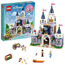 LEGO Disney Princess Cinderella's Dream Castle ... - Amazon.com