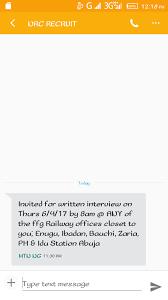 ian railway corporation nrc interview invite who else got i also got the interview invite