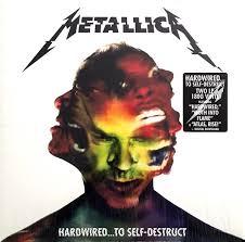 <b>Metallica</b> - <b>Hardwired...To</b> Self-Destruct | Releases | Discogs