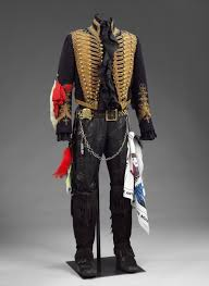 Battlefield to Boudoir: The Costumes of <b>Adam Ant</b> • V&A Blog