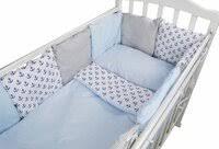 «<b>Бортик в кроватку Forest</b> подушки в овальную кроватку Anchor ...