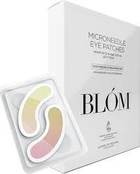 BLOM <b>микроигольные патчи для</b> увлажнения, 4 пары — купить в ...