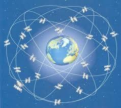 Resultado de imagen de satelites GPS