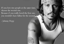 Johnny Depp Quotes. QuotesGram via Relatably.com