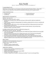 Manager Resume Sample  generic resume objectives  resume objective