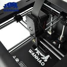 Newest 2019! 3D printer <b>Wanhao Duplicator 6 PLUS</b> new auto ...