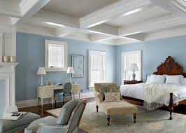 stylish light ceiling cool blue walls and dark flooring offer lovely contrast to this weekend ceiling wall lights bedroom