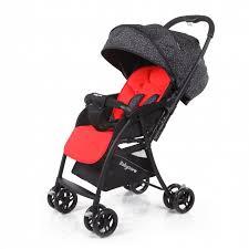 <b>Коляска прогулочная Baby Care</b> Sky / BC004 red: характеристики ...