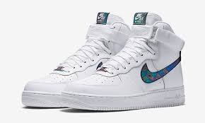 nike is releasing an 8220iridescent8221 air force 1 high air force 1 nike