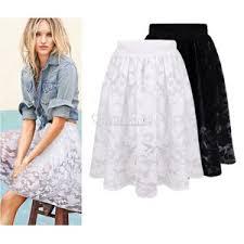 <b>Юбка</b> Ebay Retro Womens Double Layer Maxi Dress Flower Lace ...
