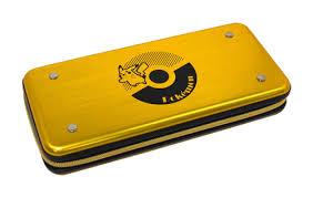 Защитный алюминиевый <b>чехол HORI</b> «<b>Alumi</b> Case» (<b>Pikachu</b>) для ...