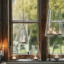 Hanging <b>Brass</b> Sky Lantern   Rowen & Wren