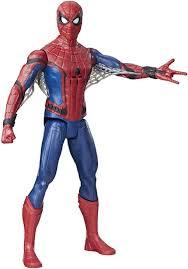 Человек паук — електронная фигурка Паука: Возвращение ...