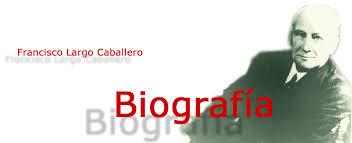 Resultado de imagen de Francisco Largo Caballero. UGT