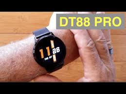 DTNo.1 DT88 Pro IP67 Waterproof Full Touch Blood Pressure ...