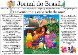 Resultado de imagem para Aniversário do Jornal do Brasil