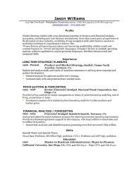 templateresume 85 free by easyjob standard resume format template