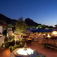 style dining room paradise valley arizona love: courtyard el chorro paradise valley az