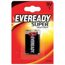 <b>Батарейка Super</b> Heavy Duty 9V/<b>6F22</b> FSB1 <b>Energizer</b> купить ...
