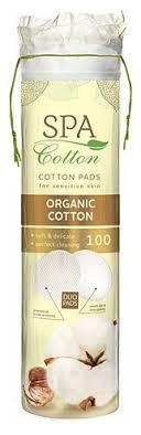 <b>Ватные диски Spa cotton</b> Organic Cotton — купить по выгодной ...