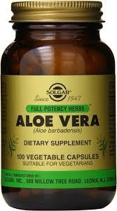"""Solgar, Aloe Vera """"<b>Алоэ Вера</b>"""", <b>100</b> капсул — купить в интернет ..."""