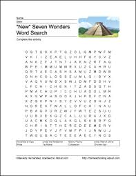 images about  wonders of the world activities on pinterest   wonders of the world activities