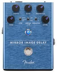<b>Fender Педаль Mirror</b> Image Delay — купить по выгодной цене на ...