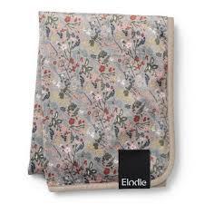 <b>Elodie</b> Details - Детский <b>плед</b> Pearl <b>Velvet</b> Blanket, цвет <b>Vintage</b> ...
