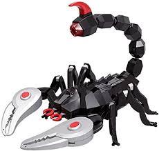ZY Mechanical Spray Scorpion <b>Electric Remote Control Tricky</b> Spoof ...