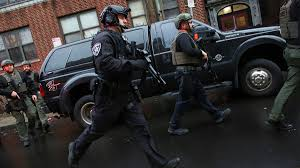 Officer, 3 Civilians and 2 Suspects Dead in Jersey <b>City</b> Shootout ...
