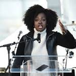 Viola Davis Makes Powerful Demand On Behalf Of Women Of Color At Women's March