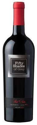 trade and media resources for fifty shades of grey wine shelf