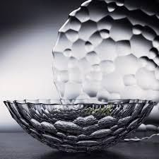 <b>Салатник Sphere</b> 30 см бессвинцовый хрусталь прозрачный ...