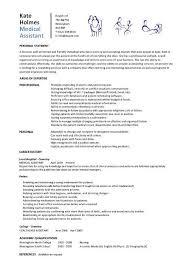 medical assistant resume samples   easy resume samples     medical assistant resume samples