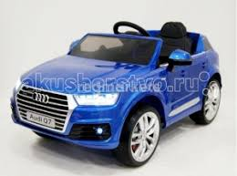 <b>Электромобиль</b> RiverToys <b>Audi Q7</b> в Санкт-Петербурге 🥇