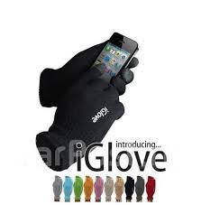 <b>Перчатки для сенсорных</b> экранов iglove - Аксессуары и ...