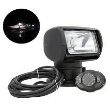 <b>360 Degree</b> 12V <b>100W</b> Bulb Remote Control Search <b>Light Lamp</b> ...