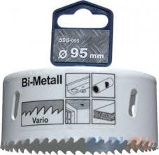 <b>Коронка</b> биметаллическая <b>KWB</b> 598-095 <b>коронка hss bi</b>-<b>metall</b> 95мм