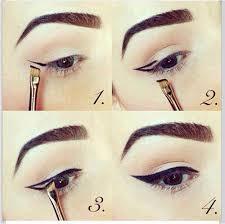cat eye make up 5 as you