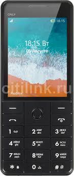 Купить Мобильный <b>телефон BQ</b> Only <b>2815</b>, черный в интернет ...
