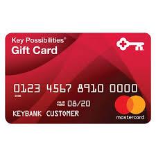 Mastercard Gift Card | KeyBank