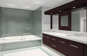 bathroom interior design black modern cabinet