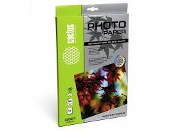 Купить <b>Фотобумага Cactus CS</b>-GA415050E <b>A4</b>/150г/м2/50л ...