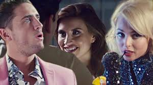 Who is doing Celebs Go Dating series two  Joey Essex  Ferne McCann